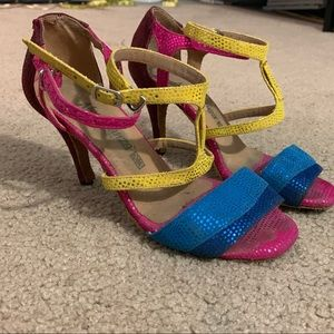 Salsa shoes size 6! Worn!
